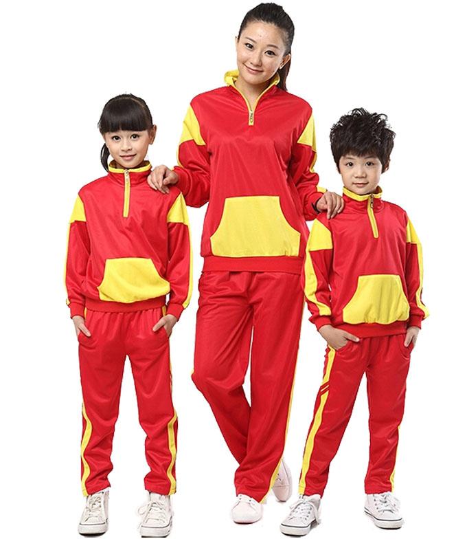 yyxxf-003小学生校服班服秋冬套装 儿童运动会服装班服 新款幼儿园园图片
